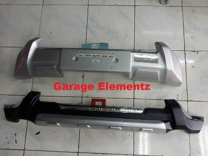 isuzu mux front and rear bumper nudge or over rider kit, -- All Accessories & Parts -- Metro Manila, Philippines