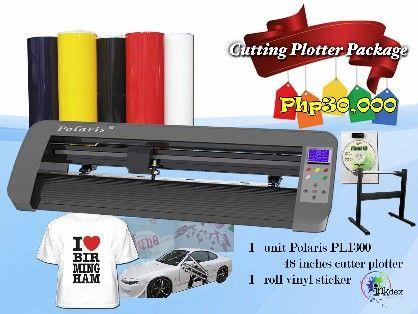 polaris cutter plotter cuyi business printing heat press cutting sticker cu, -- Distributors Metro Manila, Philippines