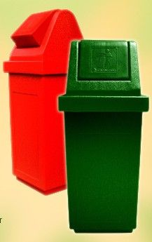 trash bin trash can waste bin segregation, -- Furniture & Fixture Manila, Philippines
