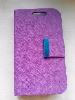 lenovo a690 case, lenovo a690 leather case, lenovo a690 leather flip case, lenovo a690 leather case and stand with pocket, -- Mobile Accessories -- Metro Manila, Philippines
