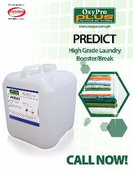 high grade predict, oxypro cleaning system, oxypro laundry booster, predict high grade ;aundry booster, -- All Home & Garden Metro Manila, Philippines
