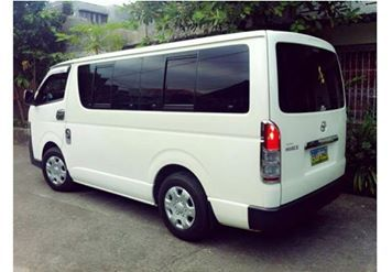 van for hire in legazpi, -- Vehicle Rentals -- Legazpi, Philippines