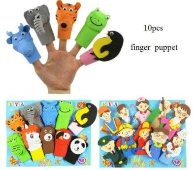 animal finger puppet, community finger puppet, -- Toys -- Manila, Philippines
