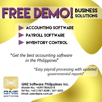 qne accounting software payroll, -- Marketing & Sales -- Metro Manila, Philippines