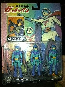 g force guardians of space gallactor soldiers action figures, -- Toys -- Metro Manila, Philippines