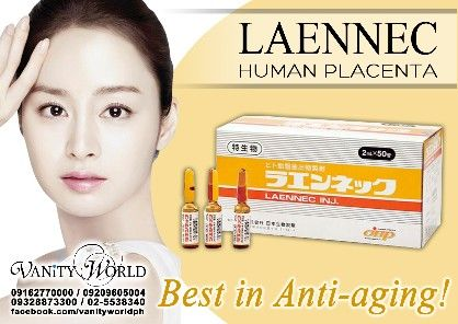 best anti aging human placenta laennec iv, -- All Beauty & Health -- Pasay, Philippines