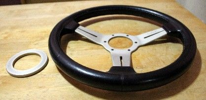 -- Steering Wheels -- Metro Manila, Philippines