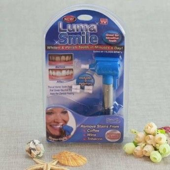luma smile, tooth polisher, as seen on tv accessories, -- Dental Care -- Manila, Philippines